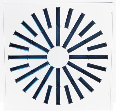 Diffuseur haute induction AXO-S-UV pour débit d'air standard