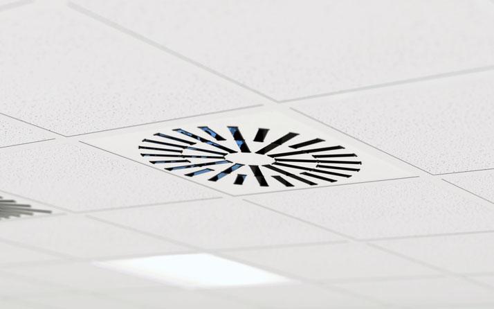 Amélioration de la ventilation pour contenir la propagation de maladies aéroportées